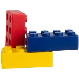 Construction Blocks Squeezies® Stress Reliever