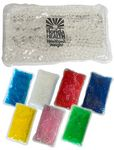Custom Rectangle Gel Beads Hot/ Cold Pack