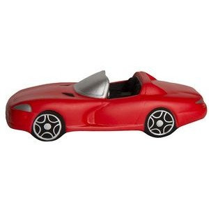 Red Convertible Squeezies® Stress Reliever