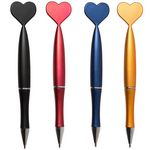 Custom Heart Pen
