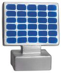 Custom Solar Panel Squeezies Stress Reliever