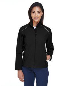 Custom Team 365 Ladies' Leader Soft Shell Jacket
