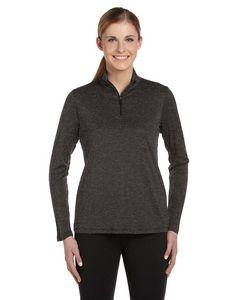 All Sport for Team 365 Ladies Quarter-Zip Lightweight Pullover Jacket