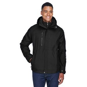 NORTH END Men's Caprice 3-in-1 Jacket with Soft Shell Liner