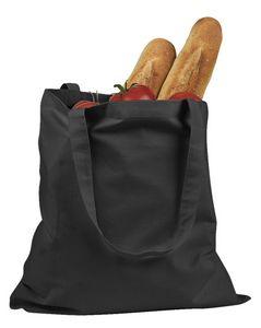 Custom 6 Oz. BAGedge Canvas Promo Tote Bag
