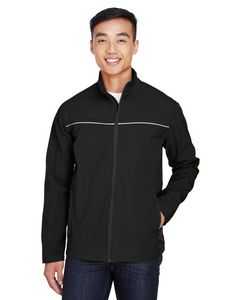 Custom Team 365 Men's Leader Soft Shell Jacket