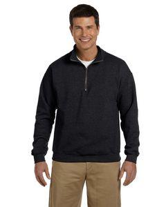 Custom Gildan Heavy Blend 8 Oz. Vintage Classic Quarter-Zip Cadet Collar Sweatshirt