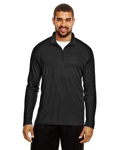 Custom Team 365 Men's Zone Performance Quarter-Zip