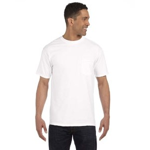 Comfort Colors Adult Heavyweight RS Pocket T-Shirt