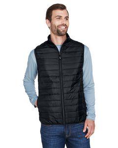 Custom CORE365 Men's Prevail Packable Puffer Vest