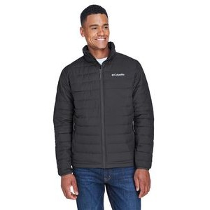 Columbia Men's Oyanta Trail? Insulated Jacket