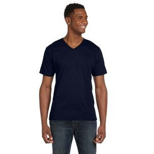 Anvil / Cotton Deluxe Adult Lightweight V-Neck T-Shirt