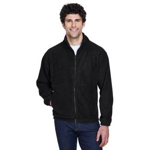 ULTRACLUB Men's Iceberg Fleece Full-Zip Jacket