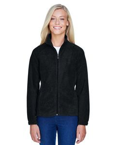 Harriton Ladies 8 Oz. Full-Zip Fleece Jacket