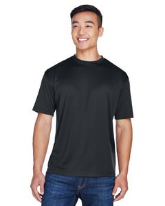 Custom UltraClub Men's Cool & Dry Sport T-Shirt