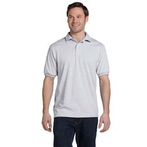 Hanes Printables Adult 5.2 oz., 50/50 EcoSmart® Jersey Knit Polo