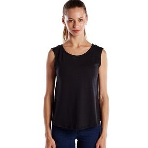 US BLANKS Ladies' Made in USA Muscle Tank Top