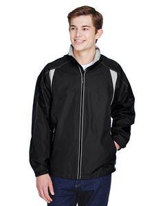 Custom Men's North End Endurance Lightweight Color-Block Jacket