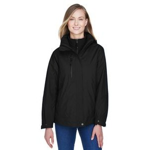 NORTH END Ladies' Caprice 3-in-1 Jacket with Soft Shell Liner