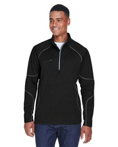 Custom Men's North End Catalyst Performance Fleece Half Zip Top Jacket
