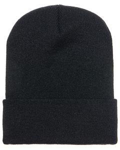 Custom Yupoong Adult Cuffed Knit Cap