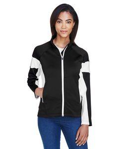 Custom Team 365 Ladies' Elite Performance Full Zip Jacket