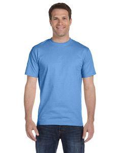 Custom Hanes 5.2 Oz. 100 percent ComfortSoft Cotton T-Shirt