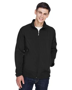 Custom Men's North End 3 Layer Fleece Bonded Performance Soft Shell Jacket