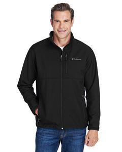 Custom Columbia Men's Ascender Soft Shell Jacket