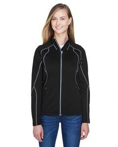 Custom North End Ladies' Gravity Performance Fleece Jacket