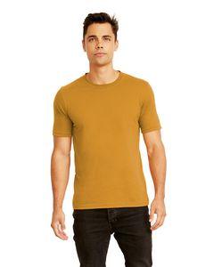 Custom Next Level Men's Cotton Crewneck Shirt