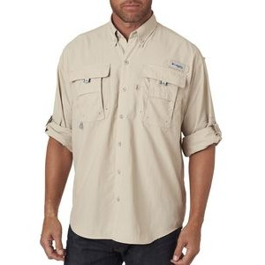 Columbia Men's Bahama? II Long-Sleeve Shirt