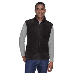 Harriton Adult 8 oz. Fleece Vest