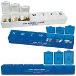 Custom Jumbo 7 Day Pillbox