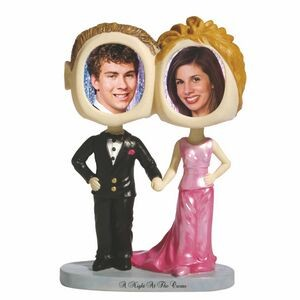 Prom Couple Bobblehead