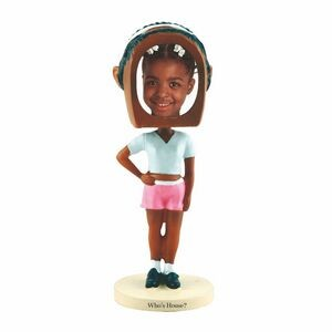 Hip Hop Girl Bobblehead - DST