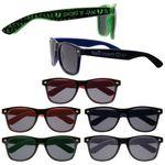 Custom Two-Toned Sunglasses