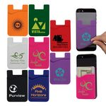 Custom Cell Phone Card Holder