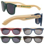 Custom Wooden Bamboo Sunglasses