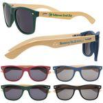 Custom Wooden Bamboo Sunglasses