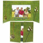 Custom 6 x 4 Golf Photo Mount