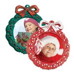 Custom Snap-In Photo Wreath