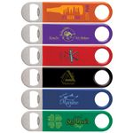 Custom Color Wrapped Classic Paddle Bottle Opener