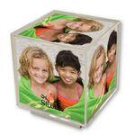 Custom Spinning Photo Cube