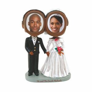 Wedding Couple Bobblehead - DST