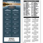 Custom Lake View 2-Sided Calendar