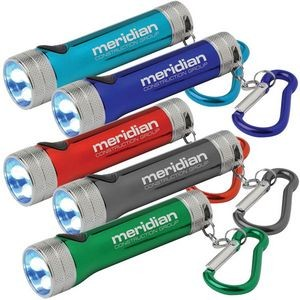 Vibrant Deluxe LED Key Ring