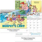 Custom Murphy's Laws Spiral Wall Calendar