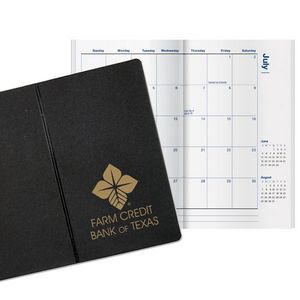 Flex Colors Classic Monthly Pocket Planner w/4 Color Map
