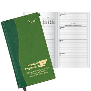 Duo Surge Classic Weekly Pocket Planner